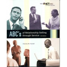 ABCS OF REALATIONSHIP SELLING 9ED 2007