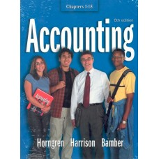 ACCOUNTING CHAPTERS 1-18 6TH