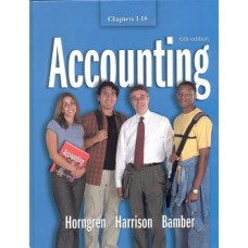 ACCOUNTING CH 1-18 CD-& GS W/PCH 03