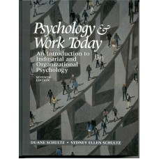 PSYCHOLOGY AND INDUSTRY TODAY AND INTRO.