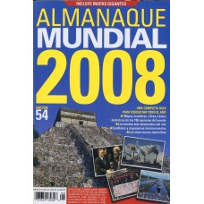 ALMANAQUE MUNDIAL 2008