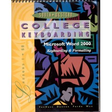 COLLEGE KEYBORDING MS WORD 2000 1-60