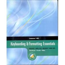 KEYBOARDING & FORMATING ESSENTIALS 1-60