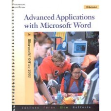 ADVANCE APPLICATIONS WITH MICROSOF WORD2
