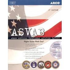 ASVAB W/ CD-ROM 2ND EDITION