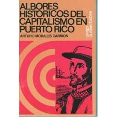 ALBORES HISTORICOS DEL CAPITALISMO EN PR