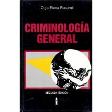 CRIMINOLOGIA GENERAL 2E