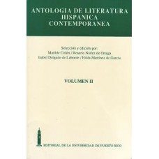 ANTOLOGIA DE LA LIT. HISP. CONTEM. V-II