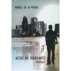 ACTAS DE VIANDANTE