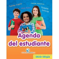 AGENDA DEL ESTUDIANTE FULL COLOR 10-11