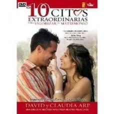 10 CITAS EXTRAORDINARIAS VIGORIZAR DVD