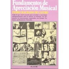 FUNDAMENTOS DE APRECIACION MUSICAL