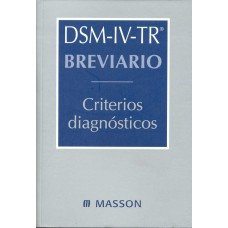 DSM-IV-TR BREVIARIO
