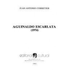 AGUINALDO ESCARLATA