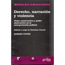DERECHO, NARRACION Y VIOLENCIA