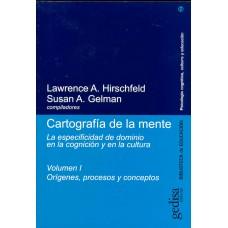 CARTOGRAFIA DE LA MENTE VOL. 1