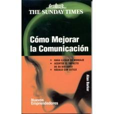 COMO MEJORAR LA COMUNICACION
