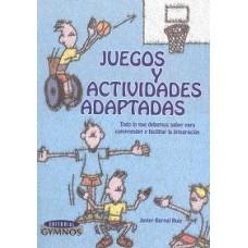 JUEGO Y ACTIVIDADES ADAPTADAS