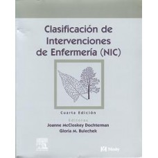 CLASIFICACION DE INTERVENCIONES (NIC)