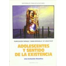 ADOLESCENTES Y SENTIDO DE LA EXISTENCIA