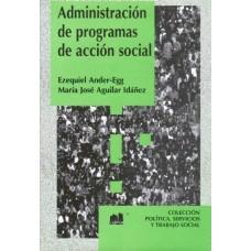 ADMINISTRACION DE PROGRAMA DE ACCION