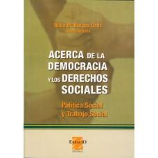 ACERCA DE LA DEMOCRACIA Y LOS DERECHOS