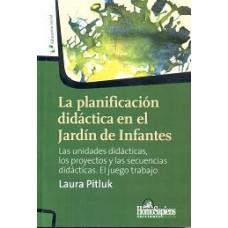 LA PLANIFICACION DIDACTICA EN EL JARDIN