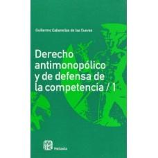 DERECHO ANTIMONOPOLICO Y DE DEF 2VOL