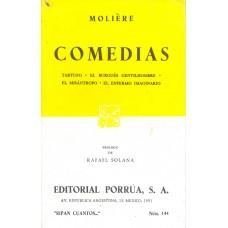 COMEDIAS DE MOLIERE