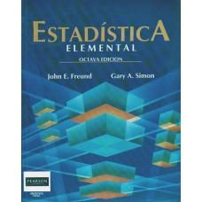 ESTADISTICA ELEMENTAL 8VA. EDICION