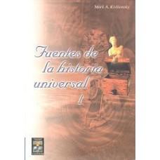 FUENTES DE LA HISTORIA UNIVERSAL 1