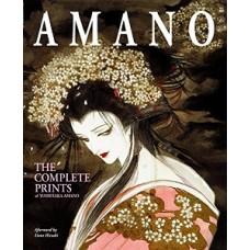 AMANO THE COMPLETE PRINTS OF YOSHITAKA A