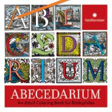 ABECEDRIUM AN ADULT COLORING BOOK FOR