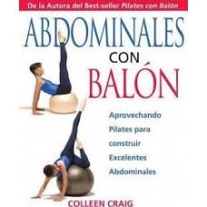 ABDOMINALES CON BALON