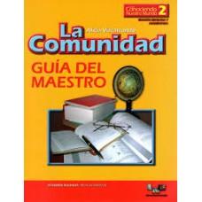 LA COMUNIDAD 2 GUIA 2013