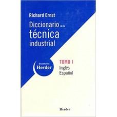 DICCIONARIO DE LA TECNICA INDUSTRIAL T1