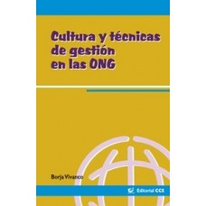 CULTURA Y TECNICAS DE GESTION EN LAS ONG