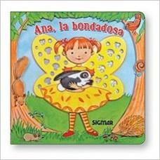 ANA LA BONDADOSA COLECCION ALAS DE HADA