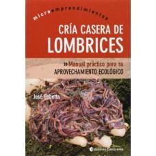 CRIA CASERA DE LOMBRICES