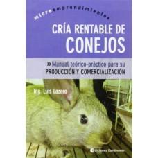 CRIA RENTABLE DE CONEJOS
