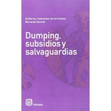 DUMPING SUBSIDIOS Y SALVAGUARDIAS