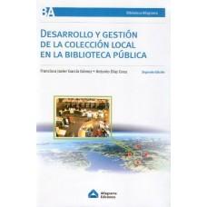 BIBLIOTECA PUBLICA Y DESARROLLO ECON