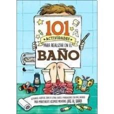101 ACTIVIDADES PARA REALIZAR EN EL BAÑO