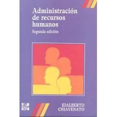 ADMON DE RECURSOS HUMANOS 2/E