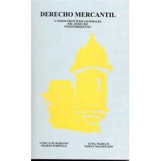 DERECHO MERCANTIL Y OTROS PRINCIPIOS GEN