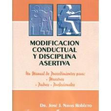 MODIFICACION CONDUCTUAL Y DISCIPLINA ASE